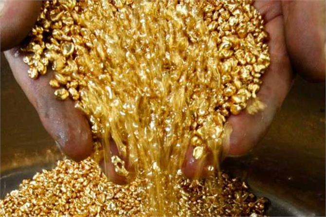 सोना 75 रुपए और चांदी 350 रुपए मजबूत