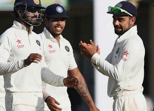 त्योहारी माहौल के चलते भारत-न्यूजीलैंड टेस्ट में घटे दर्शक