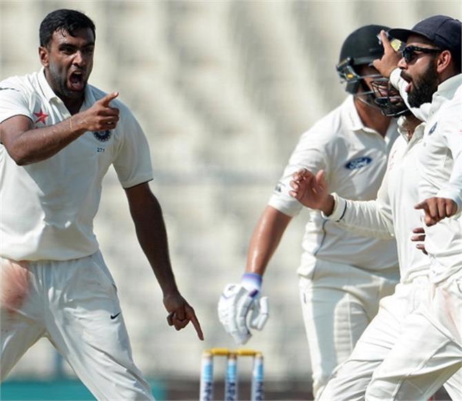 IND vs NZ: टीम इंडिया ने 178 रन से जीता कोलकाता टेस्ट