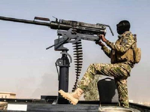 तुर्की ने मोसुल अभियान में किए 17 आतंकी ढेर