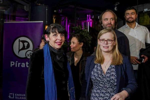 आइसलैंड संसदीय चुनाव: एक्जिट पोल में पाइरेट पार्टी  की जीत का दावा