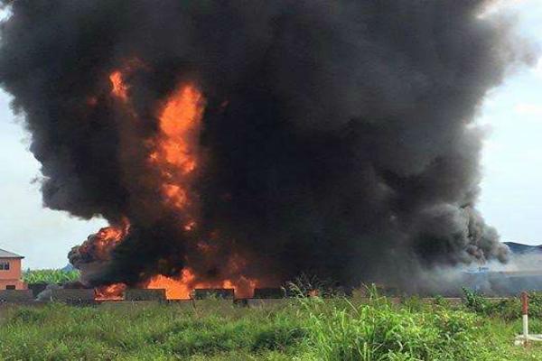 चीन के कोयला खदान में विस्फोट, 33 श्रमिक फंसे