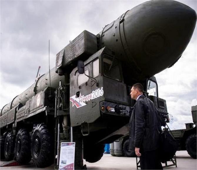 रूस की इस मिसाइल के सामने फेल हो जाएंगे अमरीकी एंटी-मिसाइल सिस्टम(pics)