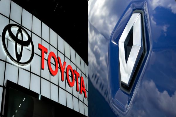 टोयोटा और रेनो ने वापस मंगाई कारें