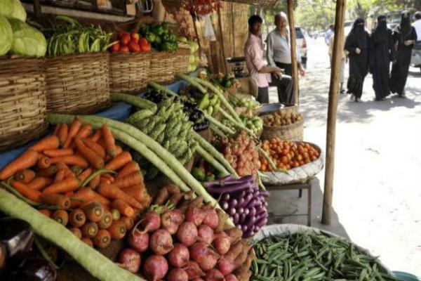 खाद्य पदार्थों के सस्ता होने से थोक महंगाई में राहत