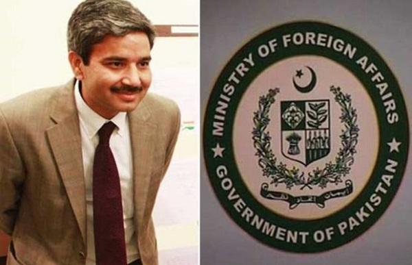पाकिस्तान ने किया भारतीय राजनयिक को तलब