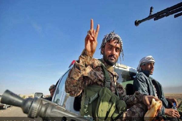 इराकी सैनिकों नेIS के खिलाफ खोला नया मोर्चा