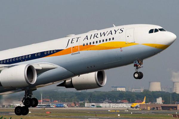 जेट एयरवेज का सस्ते किराए का ऑफर