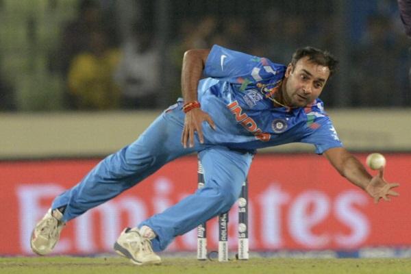 टीम इंडिया के जीत के हीरो रहे अमित मिश्रा, चुने गए मेन ऑफ द मैच
