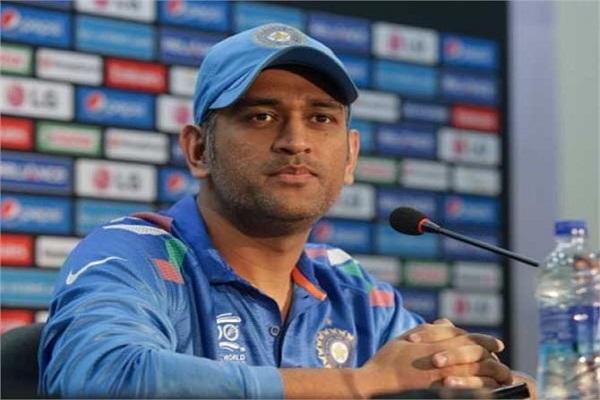 सीरीज पर कब्जा करनेे के बाद बोले कप्तान महेंद्र सिंह धोनी