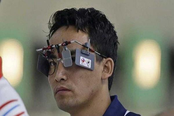 विश्व कप 10 मीटर एयर पिस्टल में छठे स्थान पर जीतू