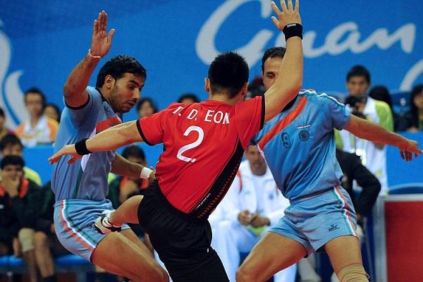 भारत कबड्डी विश्व कप के पहले मैच में कोरिया से हारा