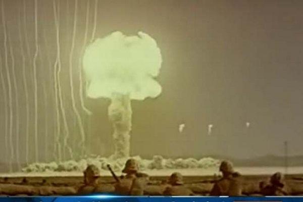 10 साल बाद पाकिस्तान होगा दुनिया का तीसरा सर्वाधिक परमाणु हथियार वाला देश