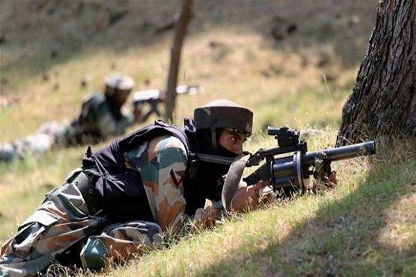 भारतीय सेना दे रही मुहतोड़ जवाब, गोलीबारी में 6 जवान घायल
