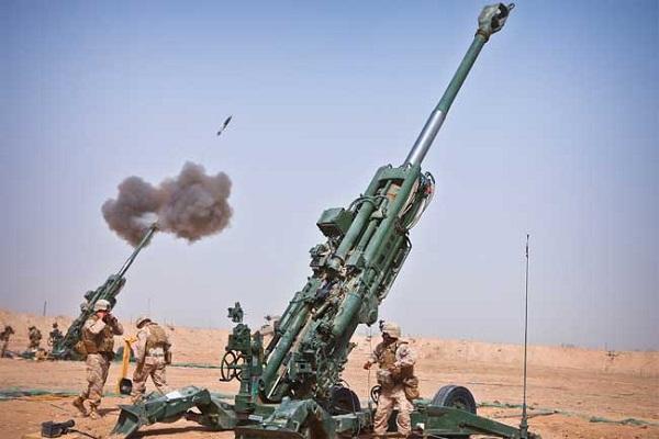 सेना में शामिल होंगी होवित्जर तोपें ,मिटेगा बोफोर्स कांड का साया