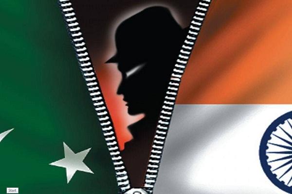 पाकिस्तान के लिए जासूसी करने के आरोप में दो गिरफ्तार