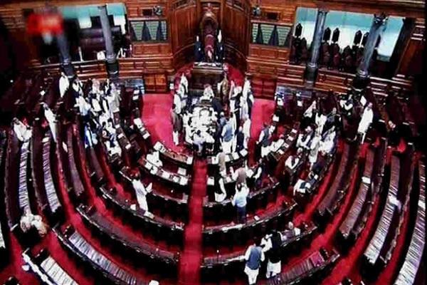 भाजपा ने अपने राज्यसभा सांसदों को व्हिप जारी किया