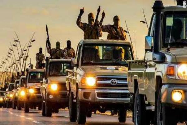 इराकी सेना मोसुल के करीब पहुंची