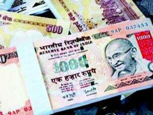 कश्मीरी गेट के पास 3.5 करोड़ अमान्य नोट जब्त
