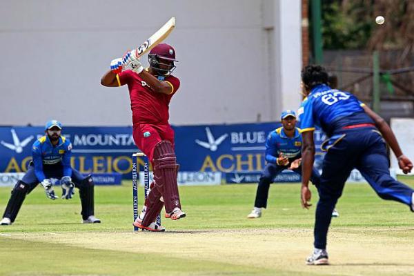 विंडीज की श्रीलंका पर विस्फोटक जीत