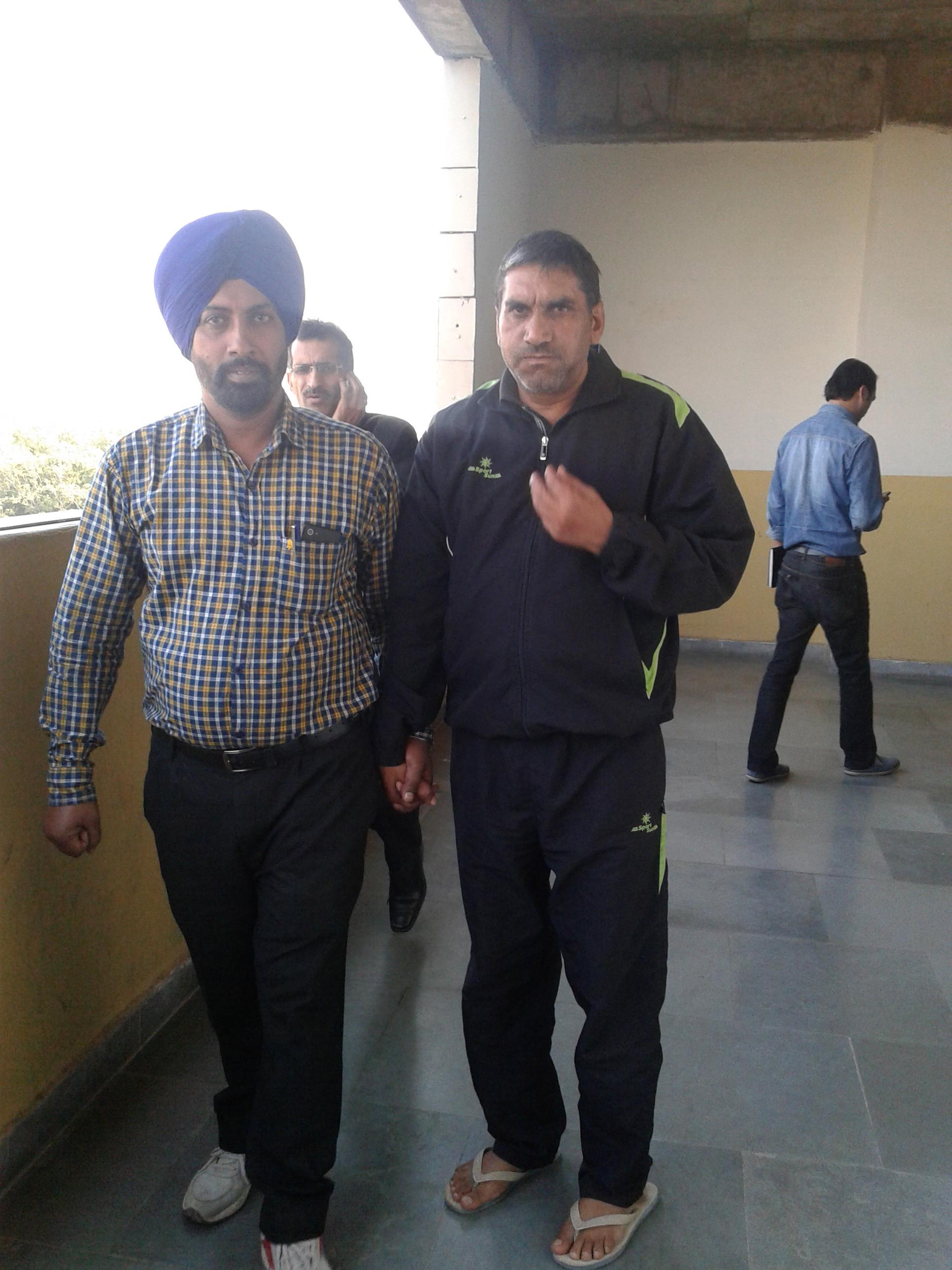 पेपर लीक मामला : आरोपी संपूर्ण सिंह फिर रिमांड पर