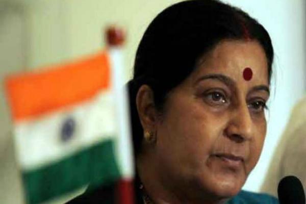 विदेश मंत्री सुषमा स्वराज की किडनी फेल, बोली-'श्रीकृष्ण करेंगे मेरी रक्षा'