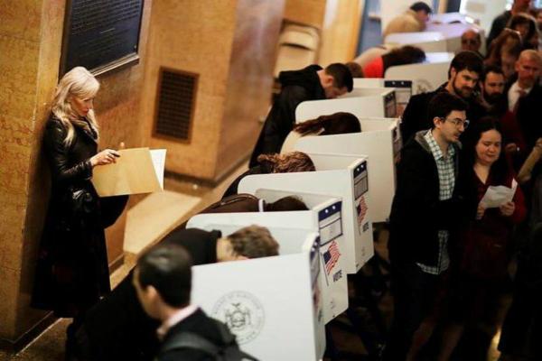 अमरीका में भी होती है चुनाव में गड़बड़ी