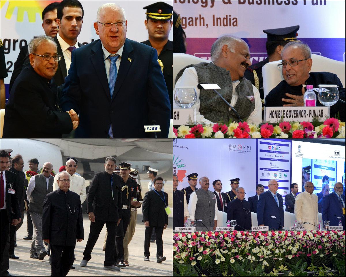 इसराईल भारत से कंधे से कंधा मिलाकर चलने को तैयार : रिवलिन