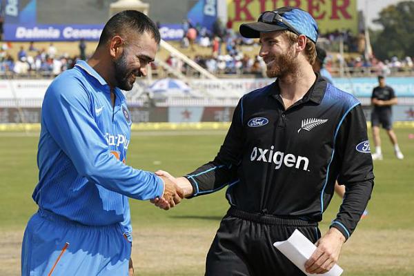 भारत-न्यूजीलैंड वनडे सीरीज पिछले 3 वर्षों में सर्वाधिक रेटिंग वाली सीरीज