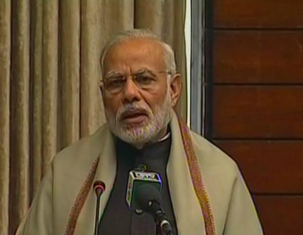 कालाधन खपाने का जिनको मौका नहीं मिला, वो कर रहे हैं विरोध: PM मोदी