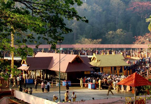 केरल के प्रसिद्ध मंदिर के नाम में हुआ बदलाव, सबरीमाला की जगह रखा अयप्पास्वामी मंदिर