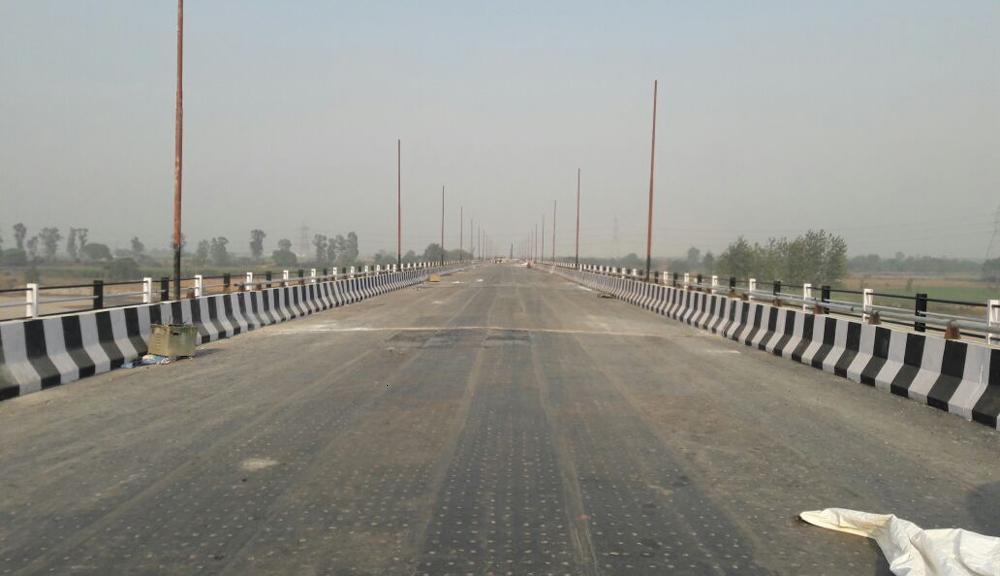 मालवा और दोआबा को जोडऩे वाला पुल तैयार, 26 को होगा उद्घाटन