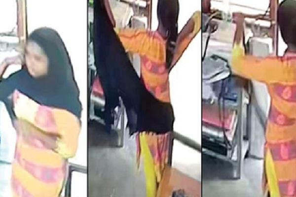19 साल की लड़की ने थाने में किया सुसाइड, CCTV फुटेज ने खाेला राज!