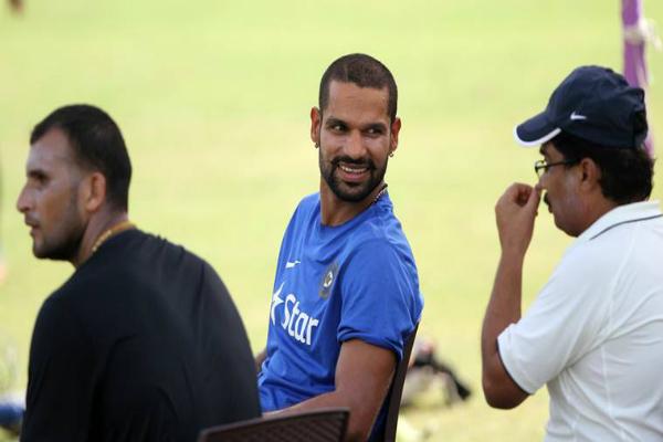 राजस्थान के खिलाफ दिल्ली का अगला मैच खेलेंगे धवन