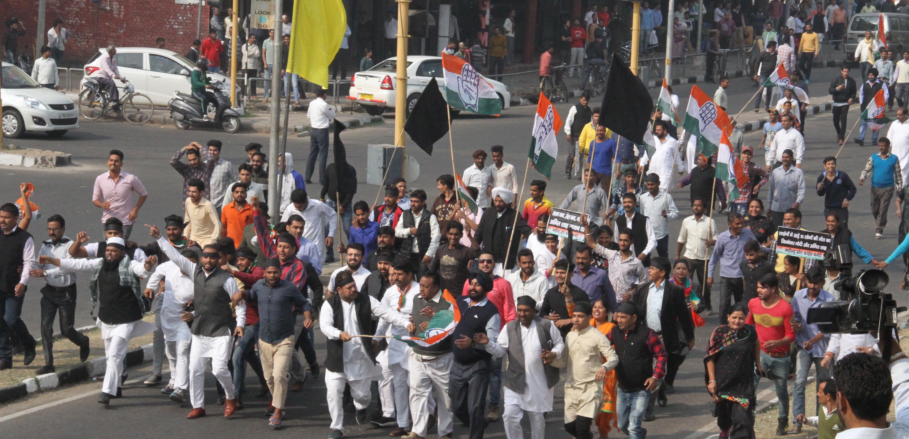चंडीगढ़ पहुंचे शाह ने भाजपा कार्यकर्ताओं को दिए चुनाव जीतने के मंत्र