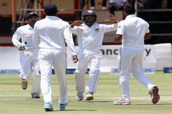 श्रीलंका ने जिम्बाब्वे को 225 रन से हराया