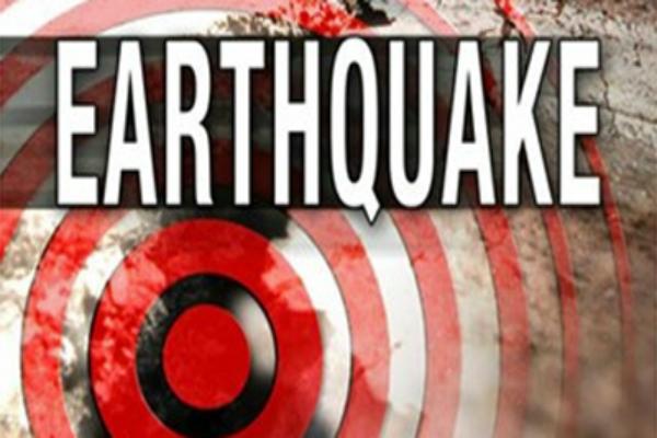 भूकंप के तेज झटके से हिला जापान