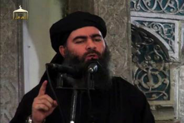 आतंकियों को भेजा IS सरगना बगदादी का अॉडियो मैसेज आया सामने