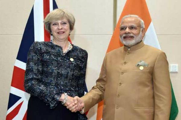 ब्रिटिश PM आज से भारत दौरे पर, माल्या समेत इन 5 मुद्दों पर होगी बातचीत