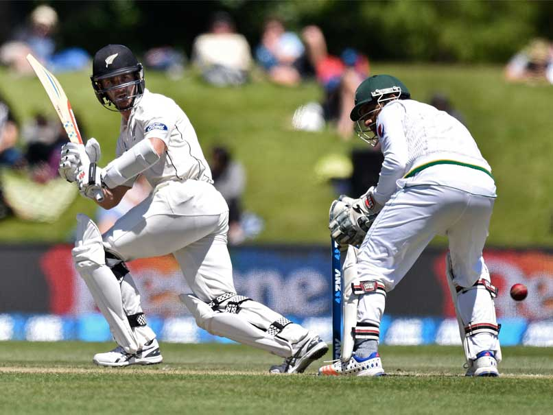 विलियमसन के अर्धशतक से न्यूजीलैंड ने पाकिस्तान को हराया