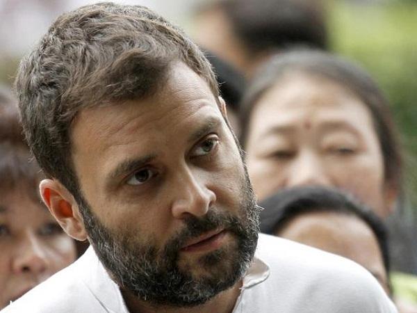 RSS मानहानि मामलाः जमानत के बाद माेदी सरकार पर बरसे राहुल गांधी