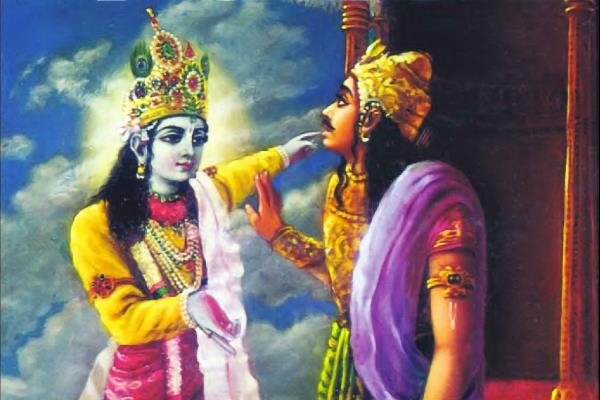 राजा बनने की हसरत पूरी करने के लिए अर्जुन ने मांगे एक रात के लिए दुर्योधन से वस्त्र