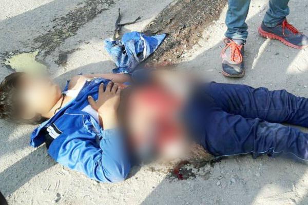 दर्दनाक हादसाः 13 साल के बच्चे काे 50 मीटर घसीटती ले गई गाड़ी, बाहर आ गई अंतड़ियां