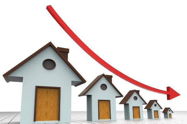 नोट बैन: घरों की कीमत में गिरावट आना तय