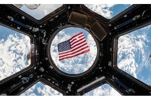 अमरीका राष्ट्रपति चुनाव :  नासा अंतरिक्षयात्री ने स्पेस से डाला वोट