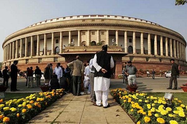 संसदः लोकसभा में एक शख्स ने की विजिटर्स गैलरी से कूदने की कोशिश