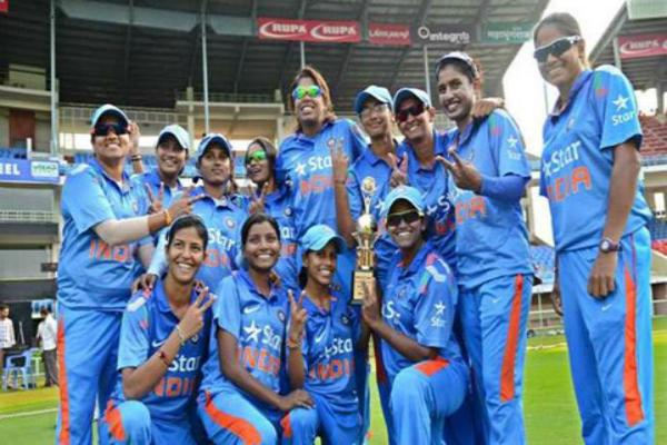 भारतीय महिलाओं की विंडीज पर क्लीनस्वीप
