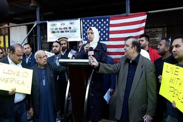 'अमरीका मुसलमानों का घर, नहीं छोड़ेंगे'