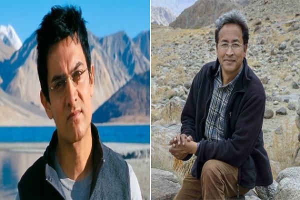 ये हैं 3 इडियट्स के असली 'फुंसुख वांगडु', जिन्हें रोलेक्स अवॉर्ड से नवाजा गया(Pics)