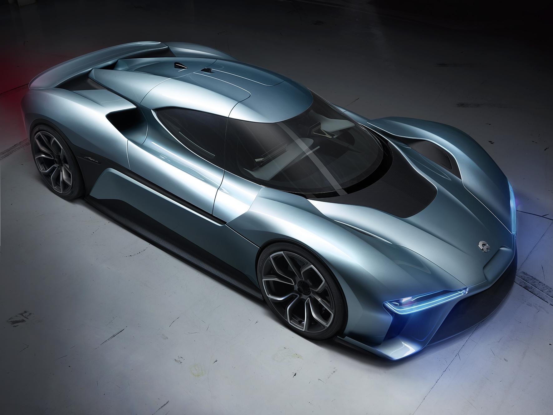 विश्व की सबसे तेज चलने वाली इलैक्ट्रिक कार